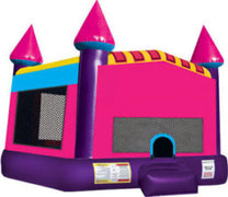 Dream Castle Bounce House 13x14